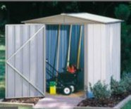 Outdoor-Storage-Shed-Cabinet-Steel-Cream-0-1