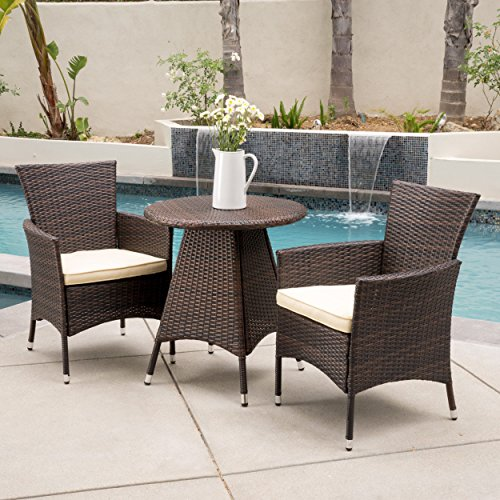 Outdoor-Wicker-Bistro-Set-with-Cushions-and-Contemporary-Modern-Traditional-Style-Multi-Brown-Color-Durable-Long-Lasting-Constrcution-Creates-a-Look-That-is-Not-Only-Trendy-but-Functional-0