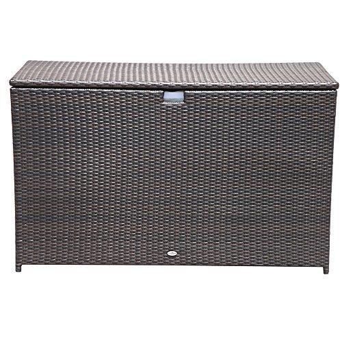 PATIOROMA-Outdoor-Storage-Box-Patio-Aluminum-Frame-Wicker-Cushion-Storage-Bin-Deck-Box-Espresso-Brown-0-1