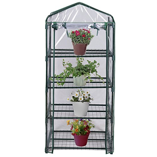 PROSPERLY-US-Product-4-Shelves-Green-house-Portable-Mini-Outdoor-Green-House-Brand-New-Garden-0