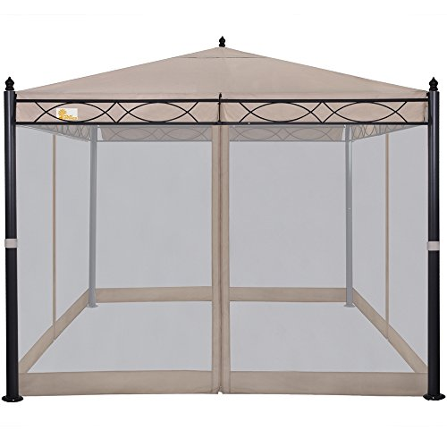 Palm-Springs-10ft-x-10ft-Deluxe-Patio-Canopy-with-Mosquito-Mesh-Sides-0-1