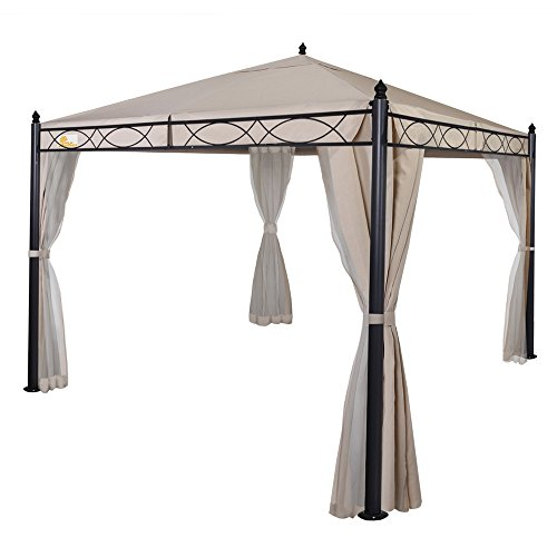 Palm-Springs-10ft-x-10ft-Deluxe-Patio-Canopy-with-Mosquito-Mesh-Sides-0-2