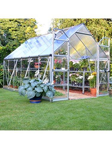 Palram-Hobby-Grower-8-x-12-Greenhouse-0-0