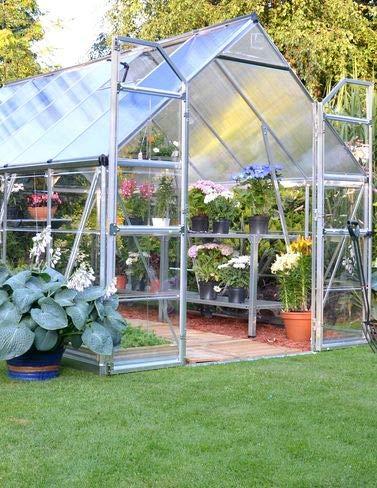 Palram-Hobby-Grower-8-x-12-Greenhouse-0