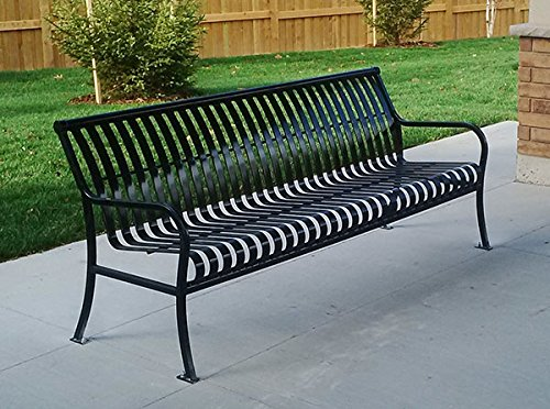 Paris-Premier-Commercial-Grade-Backless-Park-Bench-0-1