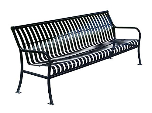Paris-Premier-Commercial-Grade-Backless-Park-Bench-0