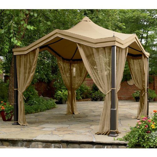 Peaked-Top-Gazebo-Replacement-Canopy-and-Netting-RipLock-350-0