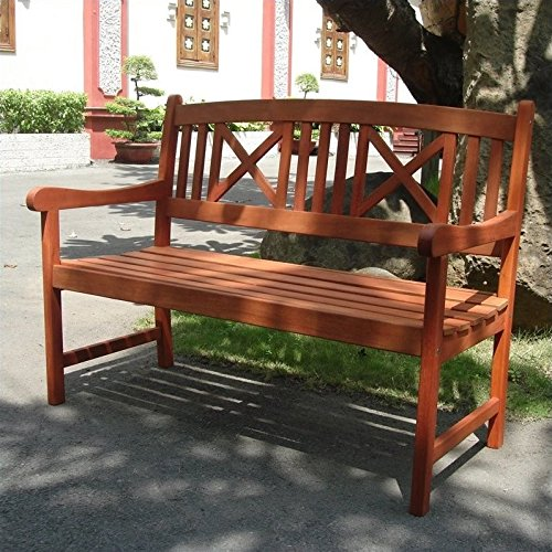 Pemberly-Row-Outdoor-2-Seater-Wood-Bench-0-1