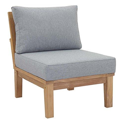 Pier-Armless-Outdoor-Patio-Teak-Sofa-Outdoor-Patio-Sofa-Rattan-Wicker-Garden-Vidaxl-Set-Furniture-Lounge-Svitlife-0-0