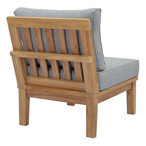 Pier-Armless-Outdoor-Patio-Teak-Sofa-Outdoor-Patio-Sofa-Rattan-Wicker-Garden-Vidaxl-Set-Furniture-Lounge-Svitlife-0-1