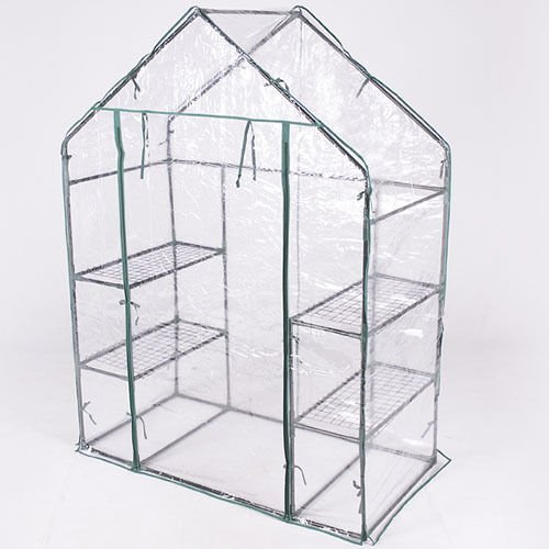 Portable-4-Shelves-Walk-In-Greenhouse-Outdoor-3-Tier-Green-House-0