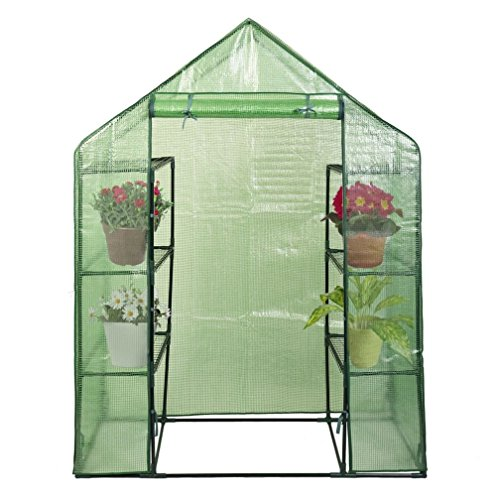 Portable-Mini-8-Shelves-Walk-in-Greenhouse-Outdoor-4-Tier-Green-House-0-0