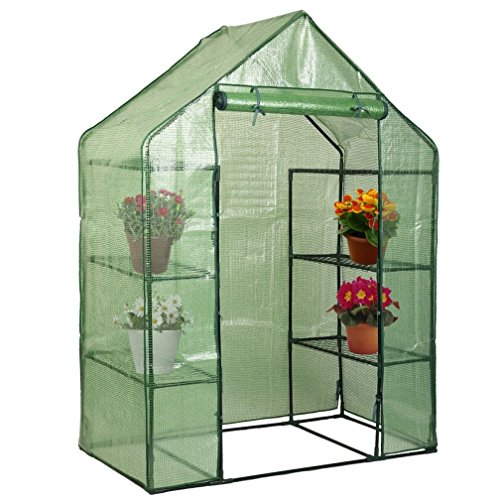 Portable-Mini-8-Shelves-Walk-in-Greenhouse-Outdoor-4-Tier-Green-House-0