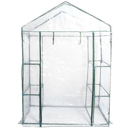 Produit-Royal-3-Tier-Walk-In-Transparent-Greenhouse-Plant-Flowers-Grow-Stand-Growing-Rack-Outdoor-4-Shelves-Portable-Planter-Holder-Green-House-Garden-0-0