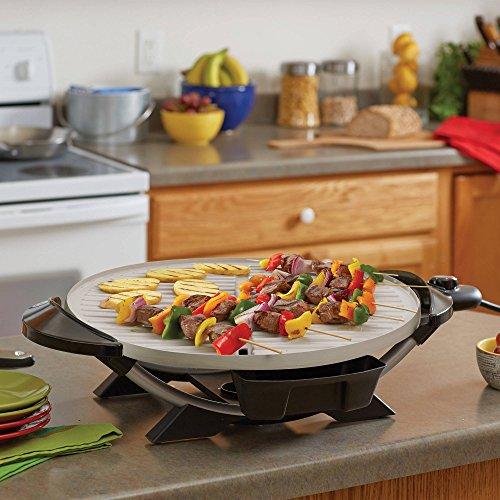 Professional-Indoor-And-Outdoor-Grill-240-Sq-In-Ceramic-Plates-Temp-Gauge-Variable-Temperature-0-1