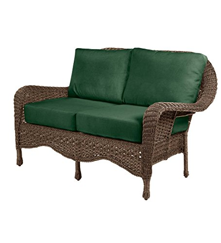 Prospect-Hill-Outdoor-Patio-Deep-Seating-Love-Seat-Furniture-Includes-Cushions-All-Weather-Woven-Resin-and-Aluminum-Frame-5475-W-x-30-D-x-355-H-0