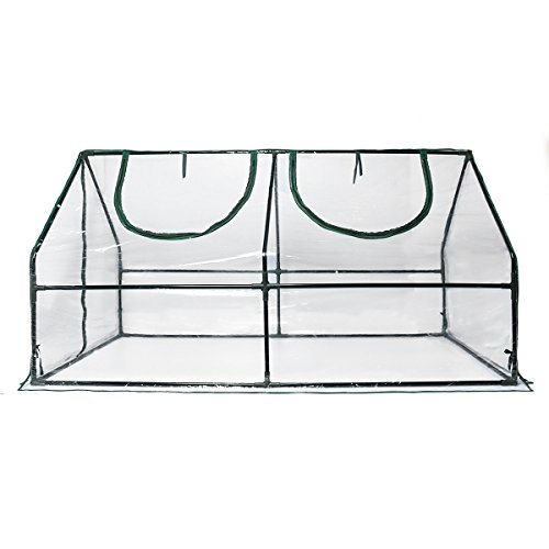 Quictent-71-WX-36-D-X-36-H-Portable-Cloche-Greenhouse-Mini-Green-Hot-Garden-House-0