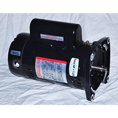 REGAL-BELOIT-AMERICA-EPC-QC1072-075-HP-Motor-48Y-Square-Face-0