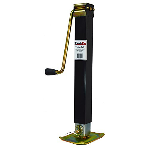 RanchEx-102825-Trailer-Jack-Square-Direct-Weld-Side-Wind-5000-lb-Lift-Capacity-15-Lift-Height-0