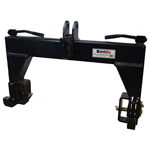 RanchEx-102855-Quick-Hitch-Fits-Category-23-Tractors-with-Category-3-Equipment-38-Width-0