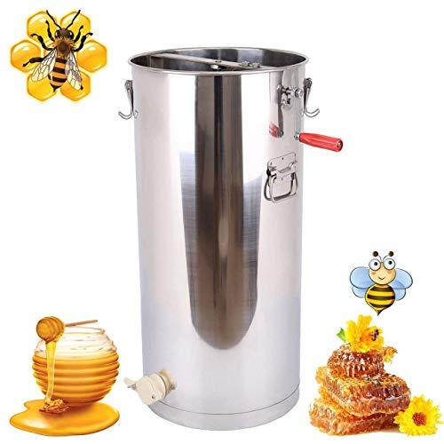 Ridgeyard-Honey-Beekeeping-Beehive-Frames-Honeycomb-Drum-0