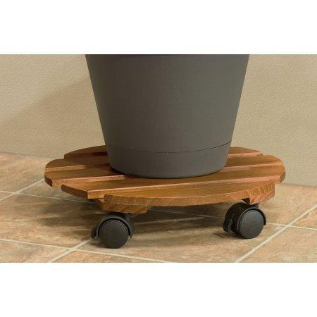 Rolling-Caddy-Indoor-Plant-Outdoor-14-in-Wood-0