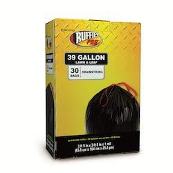 Ruffies-618724-1124914-Heavy-Duty-Trash-Can-Bags-39-Gallon-Black-0-0