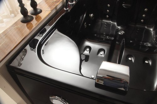SDI-Deals-Indoor-Jetted-Hydrotherapy-Bathtub-Hot-Tub-Spa-BLACK-2-Person-052A-Black-0-2