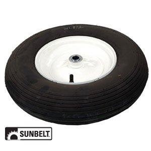 SUNBELT-Wheel-Assembly-Wheelbarrow-48-x-4-x-8-Part-No-B1WL872-0