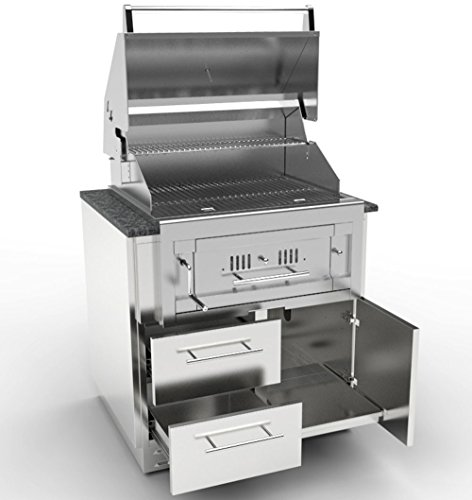 SUNSTONE-SAC34CGDC-Designer-Series-Grill-Cabinets-34-0-2