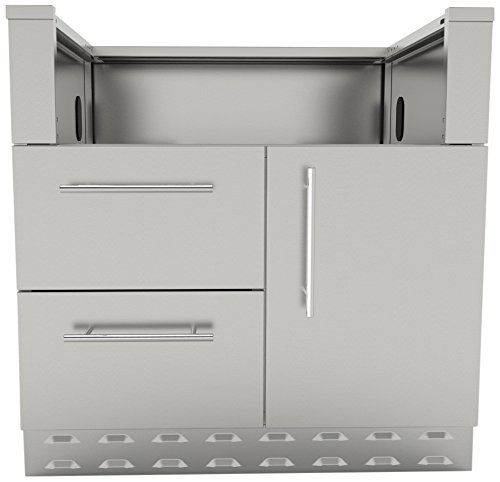 SUNSTONE-SAC34GLPCD-Designer-Series-Grill-Cabinets-34-0