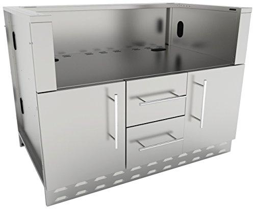 SUNSTONE-SAC46CGDC-Designer-Cabinet-Series-Grill-46-0