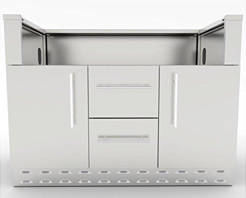 SUNSTONE-SAC46GLPCD-Designer-Series-Grill-Cabinets-46-0-0