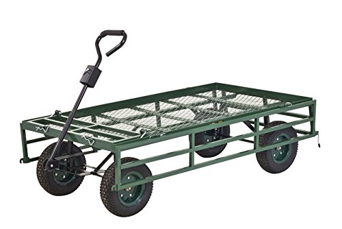 Sandusky-Lee-CW6031-Green-Heavy-Duty-Steel-Crate-Wagon-1400-lbs-Capacity-60-Length-x-31-Width-x-25-Height-0-2