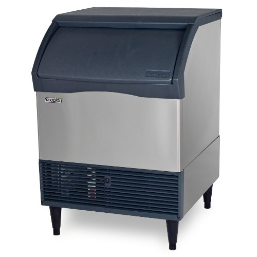 Scotsman-CU1526SW-1A-Ice-Cube-Maker-with-Water-Cooled-Condenser-165-LbsDay-Production-115-VAC-0