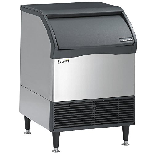 Scotsman-CU2026MA-Prodigy-Self-Contained-Undercounter-Ice-Machine-Air-Condenser-200-lb-Production-80-lb-Storage-0