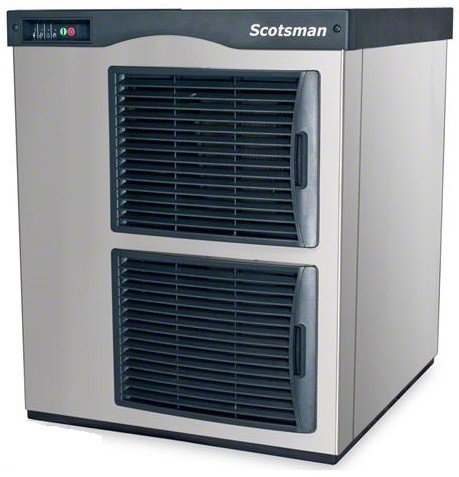 Scotsman-F1222R-32A-Remote-Cooled-1250-lb-Flake-Ice-Machine-0