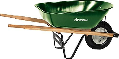 Seymour-85723-6-cu-ft-Steel-Wheelbarrow-60-x-265-x-1075-Green-0