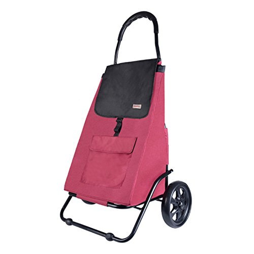 Shopping-Trolley-Dolly-Folding-Grocery-Car-Lightweight-Hard-Wearing-In-Microfiber-Shopping-TrolleyLoad-Bearing-50KG-Of-Luggage-Cart-0