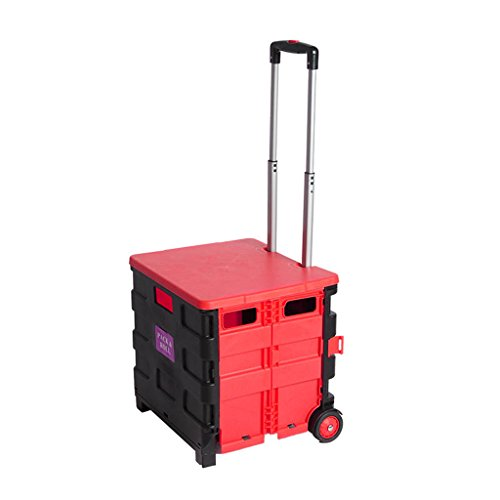 Shopping-cart-hand-Push-car-Portable-collapsible-outdoor-PP-can-be-used-for-telescopic-trolley-caseWith-lid-0