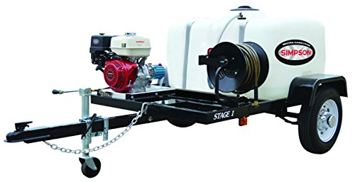 Simpson-Cleaning-95000-Mobile-Gas-Pressure-Washing-System-with-Honda-Commercial-Engine-and-Trailer-0-0