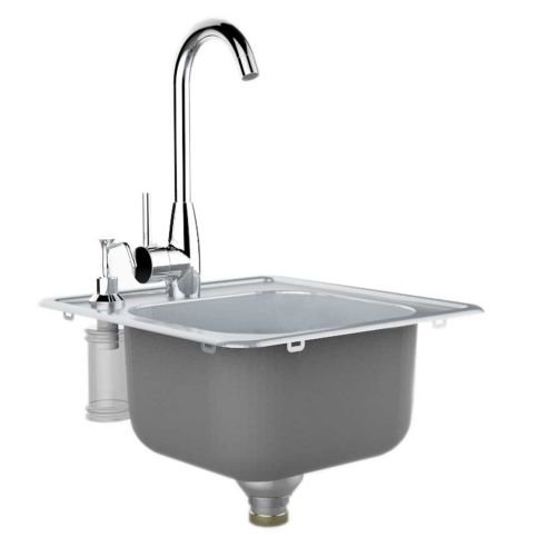 Single-Sink-with-Cold-Hot-Water-Faucet-0-0