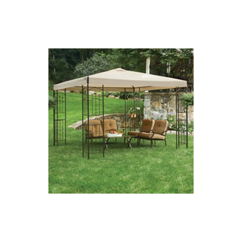 Single-Tiered-Spears-Gazebo-Replacement-Canopy-RipLock-350-0