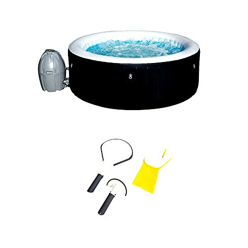 Skroutz-Hot-Tubs-Inflatable-4-Person-3-Piece-Cleaning-Tool-Set-Black-Digitally-Controlled-0