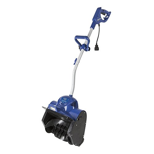 Snow-Joe-11-10-Amp-Electric-Snow-Shovel-with-25-Pound-Calcium-Chloride-Melt-Pellet-Bucket-0-0