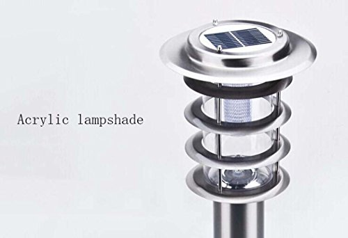 Solar-Lawn-LightStainless-Steel-Outdoor-Garden-Light-IP65-Waterproof-LandscapePathway-Lamp-For-Patio-Lawn-Yard-Walkway-Easy-Install-No-Wires-0-1