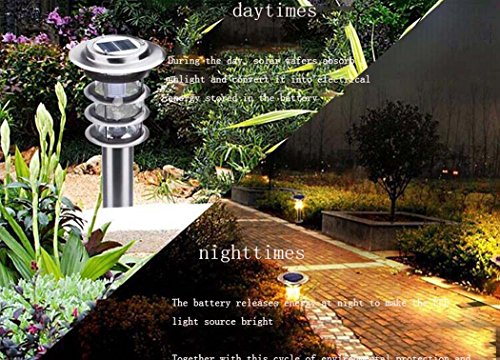 Solar-Lawn-LightStainless-Steel-Outdoor-Garden-Light-IP65-Waterproof-LandscapePathway-Lamp-For-Patio-Lawn-Yard-Walkway-Easy-Install-No-Wires-0-2