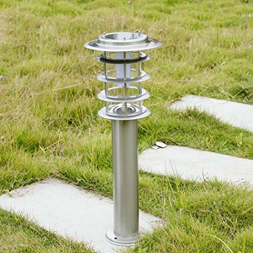 Solar-Lawn-LightStainless-Steel-Outdoor-Garden-Light-IP65-Waterproof-LandscapePathway-Lamp-For-Patio-Lawn-Yard-Walkway-Easy-Install-No-Wires-0