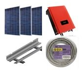 Solar-Power-Grid-Tie-Kits-5040-Watts-18x280W-Solar-Panels-Mounting-Racks-and-Grid-Tie-Inverter-Everything-Included-to-go-solar–just-install-it-yourself-0
