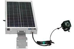Solar-Powered-10-Watt-LED-Light-12-Hour-Run-Time-DayNight-Photocell-or-Motion-Sensor-OnOff-60-0